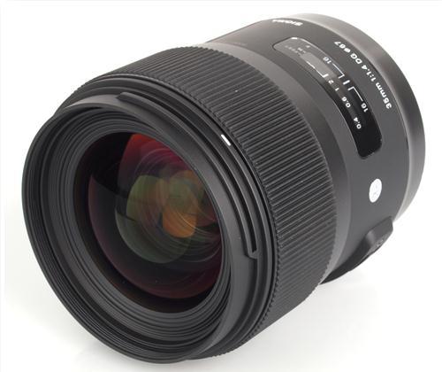 Ống Kính Sigma 35mm f/1.4 DG HSM ART for Nikon