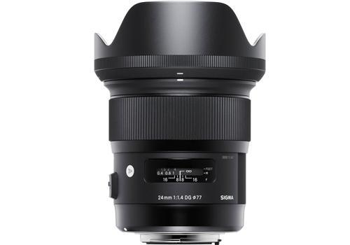 Ống Kính Sigma 35mm f/1.4 DG HSM ART for Canon (Hàng nhập khẩu)