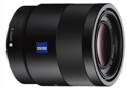 Ống Kính Sony Sonnar T* FE 55 mm F1,8 ZA (SEL55F18Z)