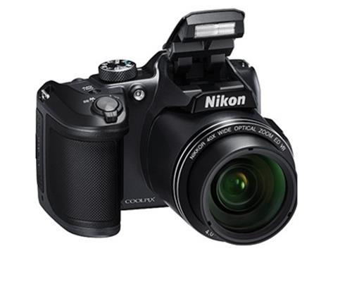 Máy ảnh Nikon Coolpix B500 (Đen)