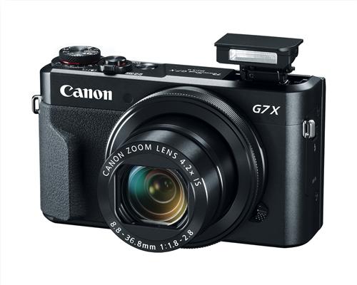 Máy Ảnh Canon PowerShot G7 X Mark II (hàng nhập khẩu)