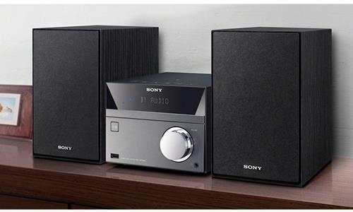 Dàn Âm Thanh Hi-Fi Mini Sony CMT-SBT40D