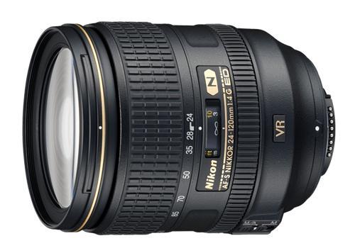 Ống Kính Nikon AF-S Nikkor 24-120MM F/4G ED VR ( Hàng Nhập Khẩu)
