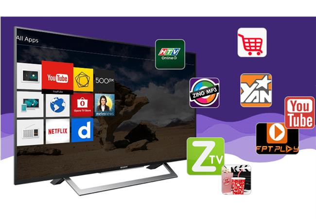 Tivi Sony 49W750D (Full HD ,InternetTV , 49 inch)