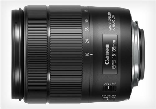 Ống kính Canon EF-S 18-135mm f/3.5-5.6 IS USM (Hàng nhập khẩu)