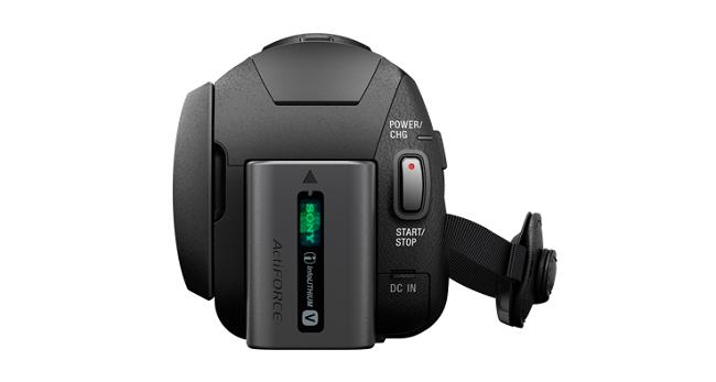 Máy Quay Sony Handycam FDR-AX40E (4K)