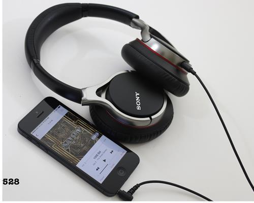 Tai Nghe Sony MDR-10R (Đen)