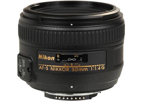 ỐNG KÍNH Nikon AF-S NIKKOR 85MM F/1.4G (HÀNG NHẬP KHẨU)