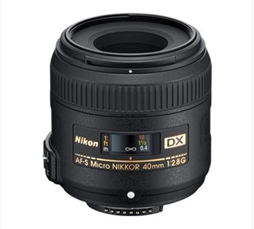 Ống Kính Nikon AF-S DX Micro Nikkor 40mm f/2.8G