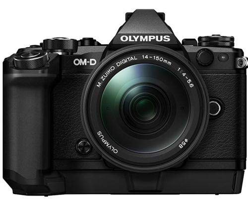 Máy Ảnh Olympus OM-D E-M5 Mark II 12-40mm f/2.8 PRO (Đen)