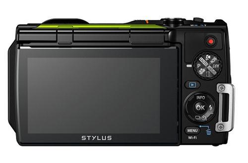 Máy Ảnh Olympus STYLUS TG-870 (Xanh đen)