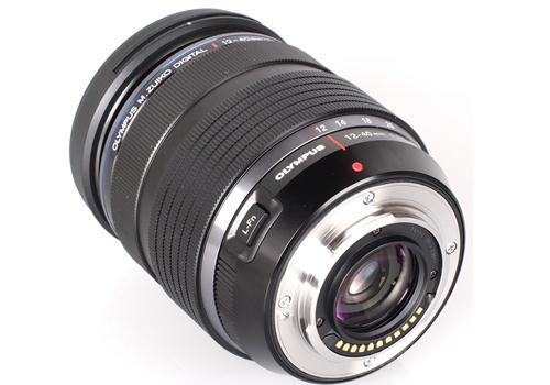 Ống kính Olympus M.Zuiko Digital ED 12-40mm F2.8 PRO