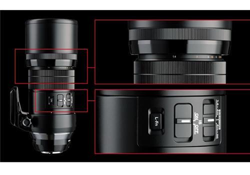 Ống Kính Olympus M.Zuiko Digital ED 300mm F4 IS PRO