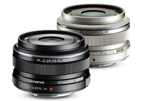 Ống kính Olympus M.Zuiko Digital ED 17mm F1.8 (Đen)