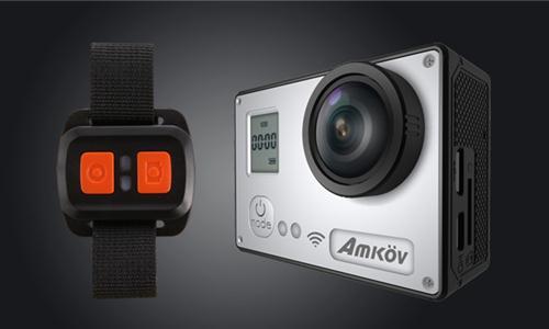 Máy quay thể thao Amkov 7000S