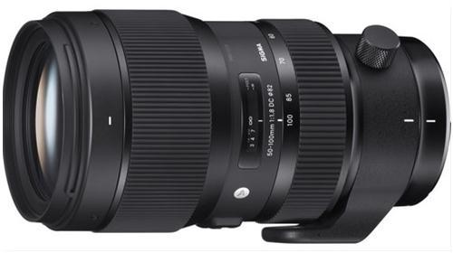 Ống Kính Sigma 50-100mm F1.8 Art For Nikon