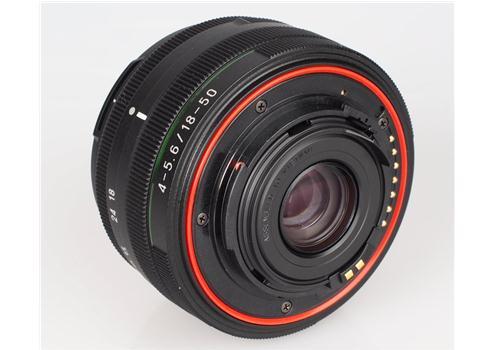 Ống Kính Pentax DAL 18-50mm /4-5.6 DC WR