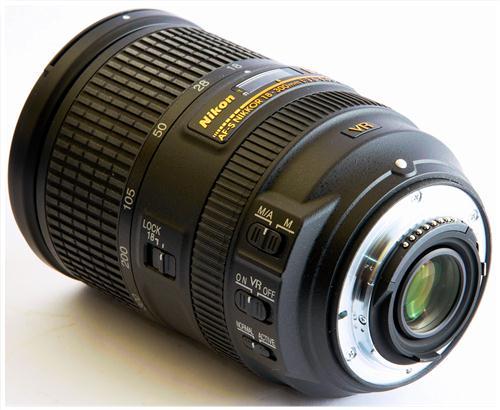 Ống Kính Nikon AF-S DX Nikkor 18-200mm f/3.5-5.6G ED VR II (hàng nhập khẩu)