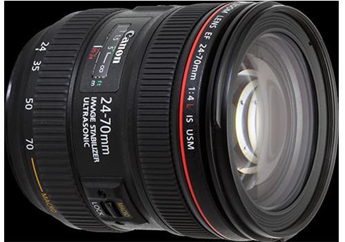 Ống Kính Canon EF 24-70mm F4 L IS USM (hàng nhập khầu)