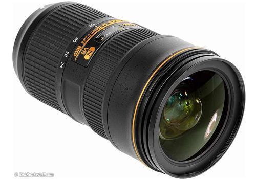 Ống Kính Nikon AF-S NIKKOR 24-70MM F/2.8E ED VR (Hàng Nhập khẩu)
