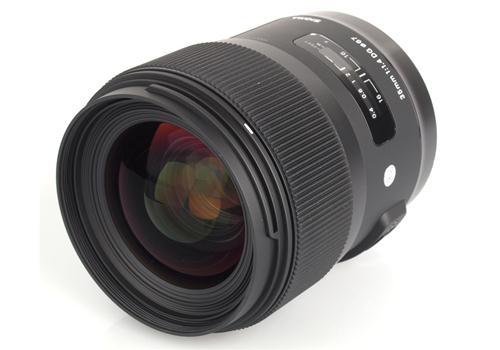 Ống Kính Sigma 18-35mm f/1.8 DC HSM Lens For Nikon