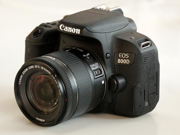 Máy Ảnh Canon EOS 800D
