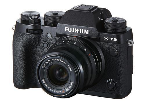 Ống Kính Fujifilm (Fujinon) XF23mm F2 WR (Đen)