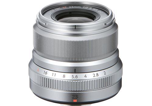 Ống Kính Fujifilm (Fujinon) XF23mm F2 WR (Bạc)