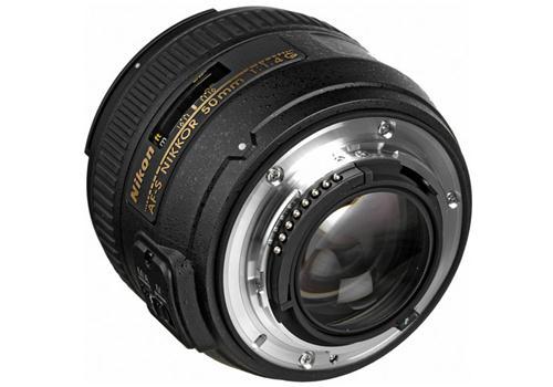 Ống Kính Nikon AF-S NIKKOR 50mm f/1.4G (Hàng Nhập Khẩu)