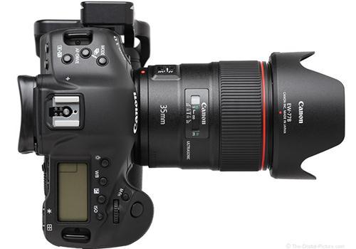 Ống kính Canon EF 35mm F1.4 L II USM (Hàng nhập khẩu)