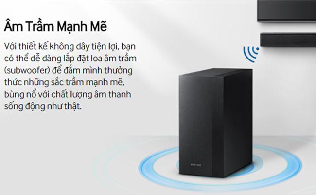 Loa Thanh Samsung 3.1Ch 340W HW-K551