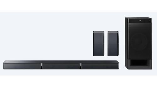 Loa Soundbar Sony HT-RT3 (5.1 CH, NFC, Bluetooth)