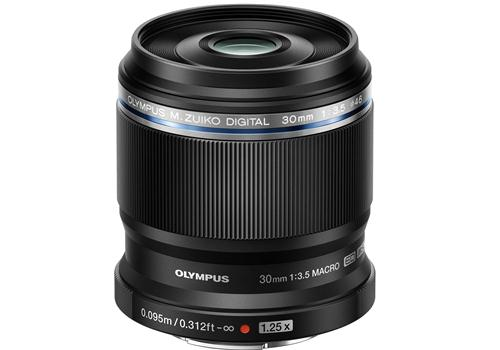 Ống Kính Olympus M.Zuiko Digital ED 30mm f3.5 Macro Lens