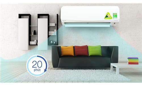Máy lạnh Daikin 1 HP FTKC25QVMV (inverter)