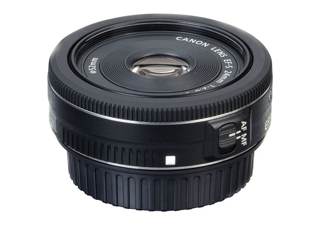 Ống kính Canon EF-S 24mm F2.8 STM (Hàng nhập khẩu)