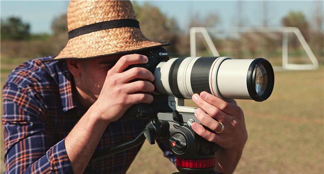 Ống kính Canon EF 100-400mm F4.5-5.6L IS II USM (Hàng nhập khẩu)