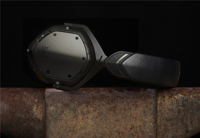 Tai nghe không dây bluetooth V-MODA Crossfade Wireless (Đen)