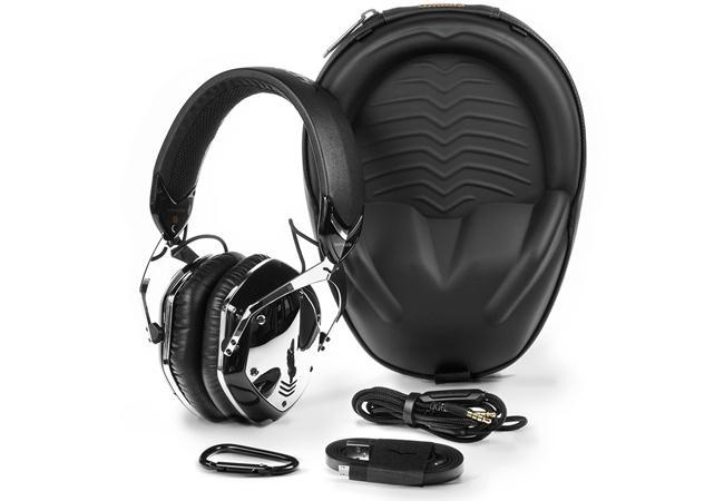 Tai nghe không dây bluetooth V-MODA Crossfade Wireless (Bạc)