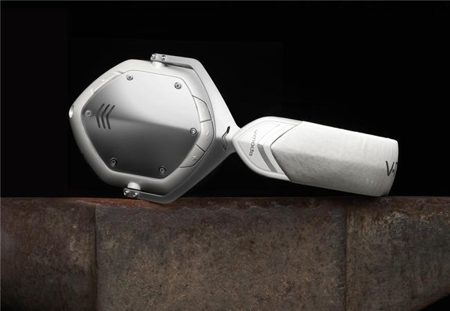 Tai nghe không dây bluetooth V-MODA Crossfade Wireless (Trắng)
