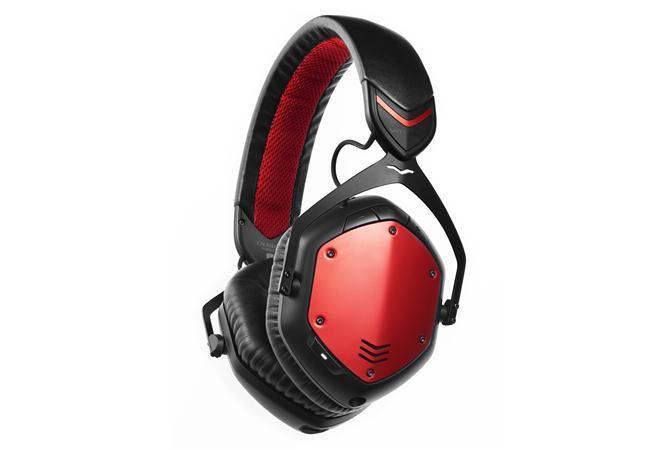 Tai nghe không dây bluetooth V-MODA Crossfade Wireless (Đỏ)