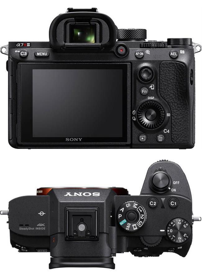 Máy ảnh Sony A7R Mark III