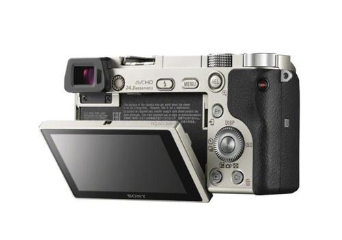 Máy ảnh Sony A6000 kit 16-50 (Xám)