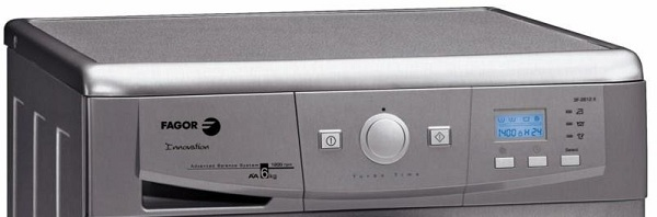 Máy giặt Fagor 3F-2612X (6kg, lồng ngang)