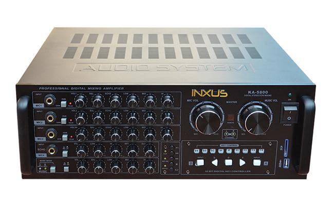Ampli karaoke Chuyên Nghiệp Inxus KA-5800