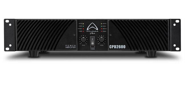 Bộ khuếch đại âm thanh Wharfedale CPD2600