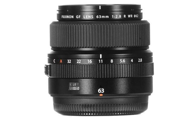 Ống kính Fujifilm (Fujinon) GF63mm F2.8 R WR