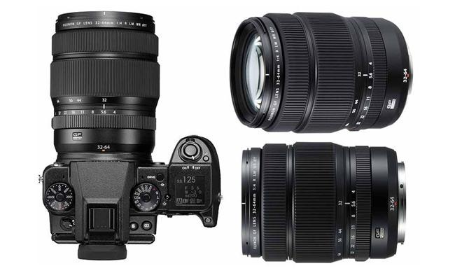 Ống kính Fujifilm (Fujinon) GF32-64mm F4 R LM WR