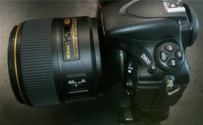 Ống kính Nikon AF-S NIKKOR 105mm f/1.4E ED (Hàng nhập khẩu)