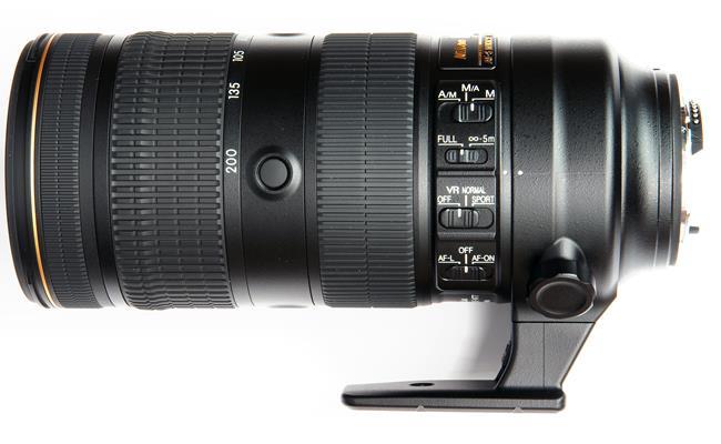 Ống kính Nikon AF-S NIKKOR 70-200mm f/2.8E FL ED VR
