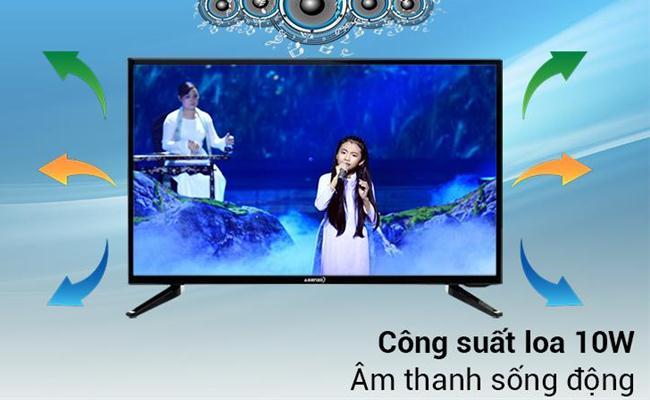 Tivi Asanzo 32T800 / 32S600T2 (32 inch, HD)